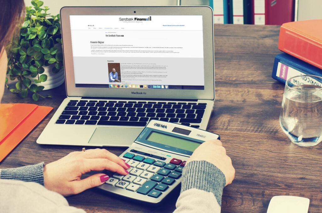 Økonomisk hjælp private kunder